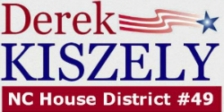 Derek Kiszely For NC House District 49